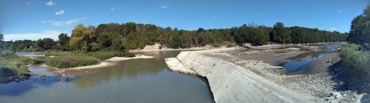 dam removal deconstruction